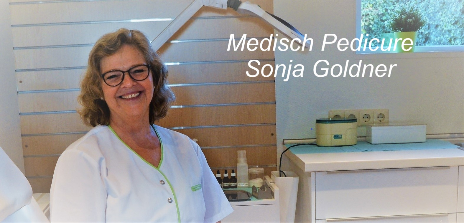 Pedicure Sonja Goldner